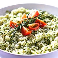 arroz-com-azeite-de-ervas