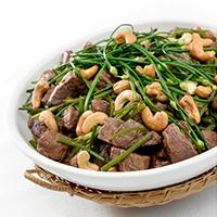 filet-thai-com-nira-castanha-ao-molho-de-coco-e-tamarindo