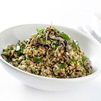 risoto-de-cevadinha-e-cogumelos-com-azeite-de-trufas