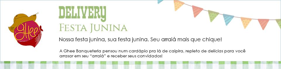 Delivery Festa Junina!